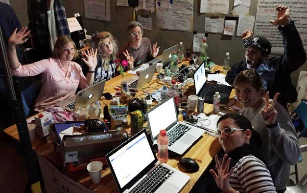 social-media-as-a-tool-for-activists-train-of-hope-social-media-team